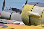 North American Texan / Havard KF488 at Bournemouth Aviation Museum