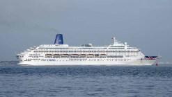 P & O Cruise Liner, Oriana