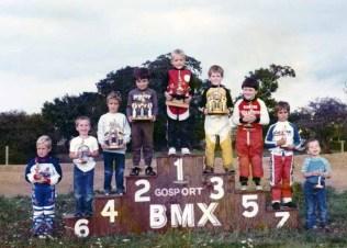 Vintage Gosport BMX