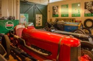 Grand Prix Exhibiton at Brooklands Museum