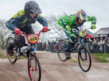 Deep South BMX winter series