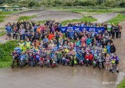 Last club event at Gosport BMX Club Track. The track is to be redeveloped during September 2017