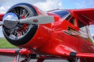 Staggerwing Beech N16S The Red Rockette
