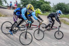 BMX Coaching session at Gosport BMX Club