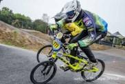 South Region BMX Racing at Gosport BMX track