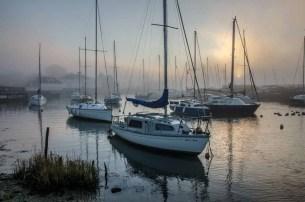 Titchfield Haven Harbour