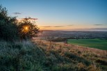 Beacon Hill near Exton in the Meon Valley, Hampshire