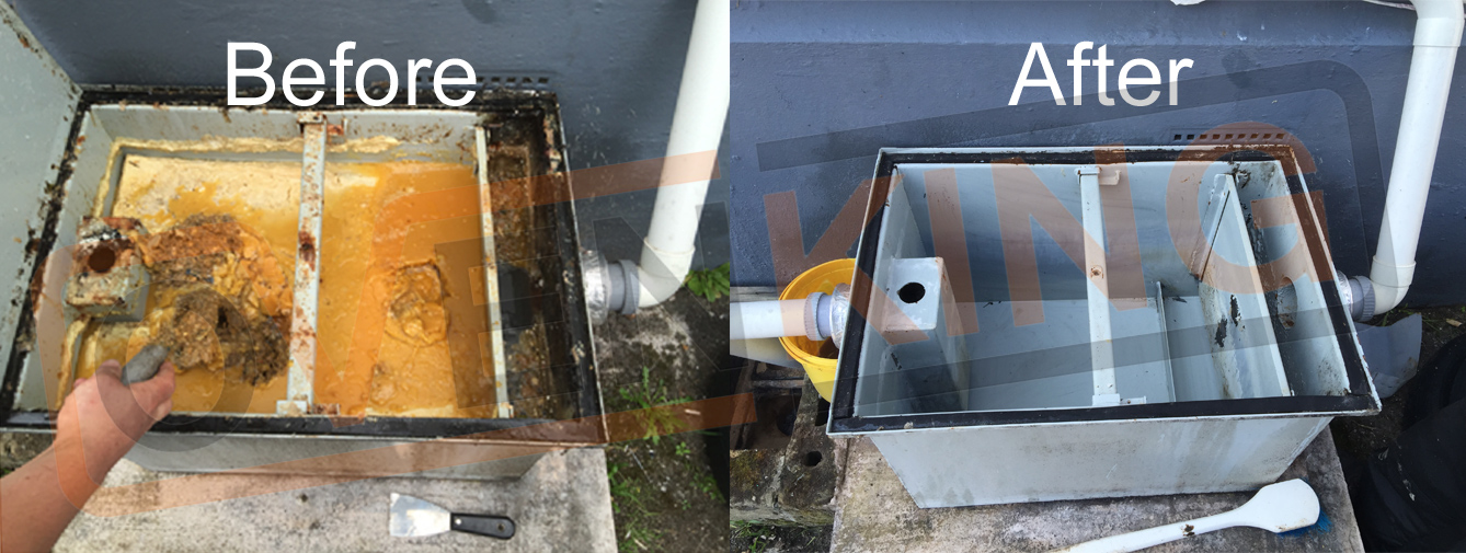 Ovenking Professional Commercial Grease Trap Cleaning