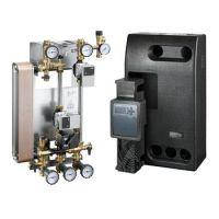 Wrmebertragersystem Regusol X-Duo 25 25 kW, mit Regler ...