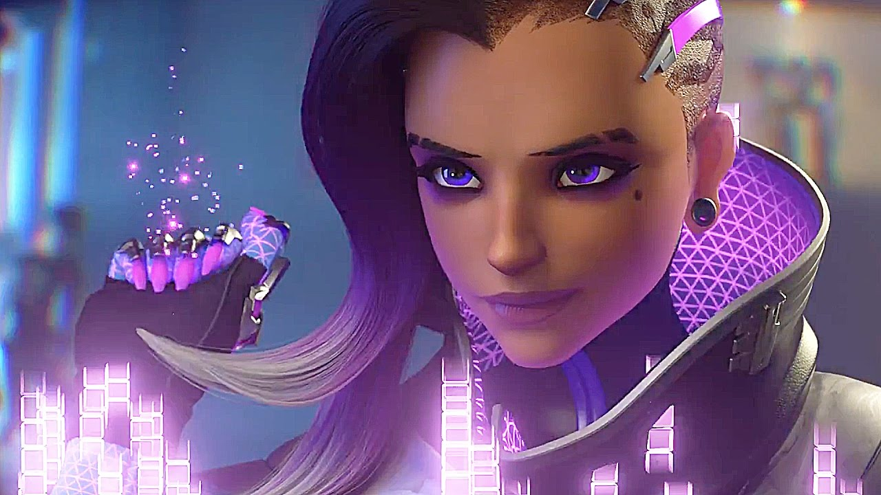 Cute Korean Animated Hd Wallpaper Overwatch Hero Tier List And Meta Report The Real Sombras