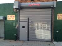 Swinging Pass Doors in Rolling Gates