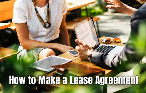 How to Make a Lease Agreement Legal Made Easy!