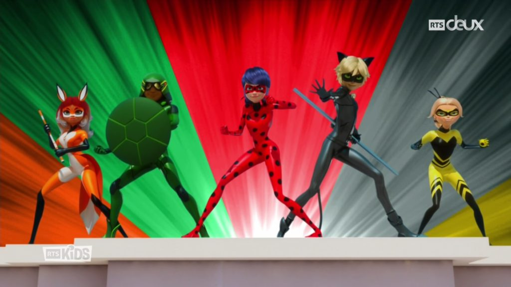 Playing In The Fall Wallpaper Mayura Recap Miraculous Ladybug Overly Animated Podcast