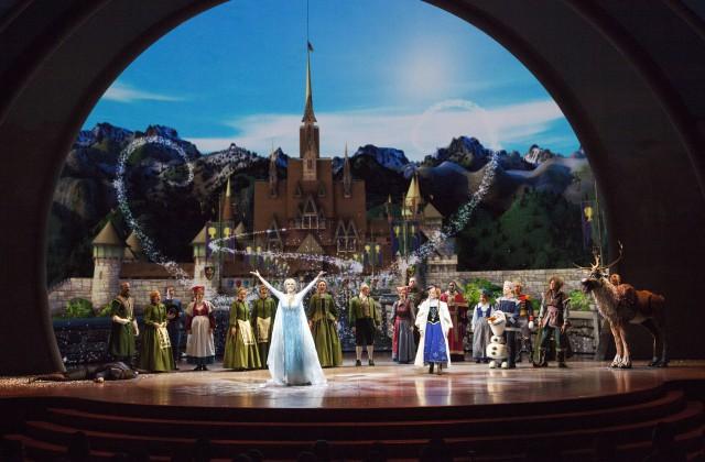 frozen-show-hyperion-theater