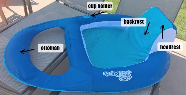 swimways-spring-float-recliner-features