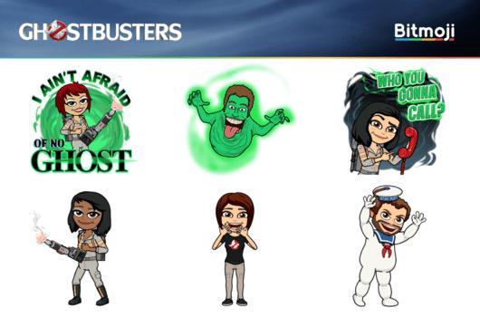 ghostbusters-bitmoji