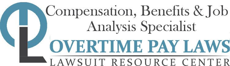 Compensation, Benefits  Job Analysis Specialist Overtime Pay - job analysis