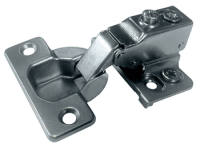 Soft Close Concealed Cabinet Hinge, 1/2 inch Overlay ...