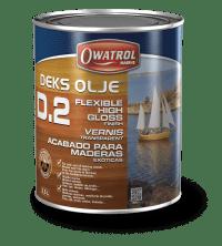 High Gloss Wood Finish | Deks Olje D2 | Owatrol USA