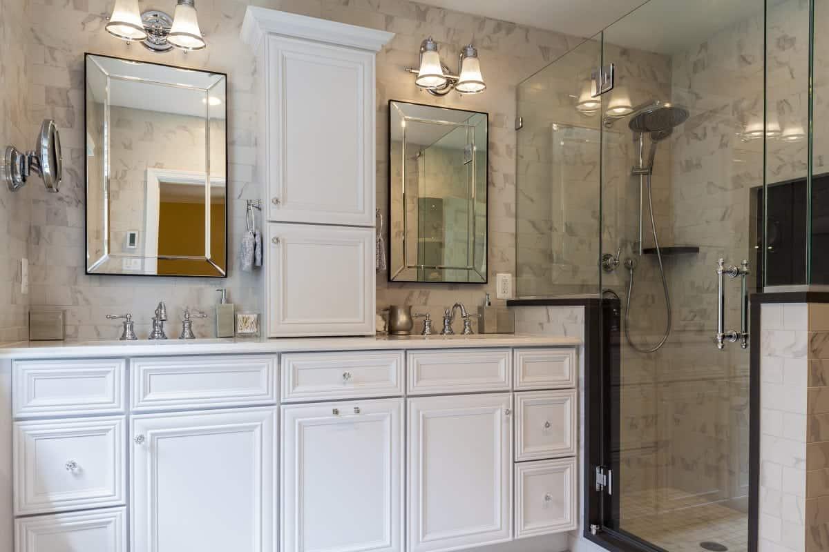 baltimore city home remodeling baltimore kitchen remodeling Baltimore Marble Bath Remodel