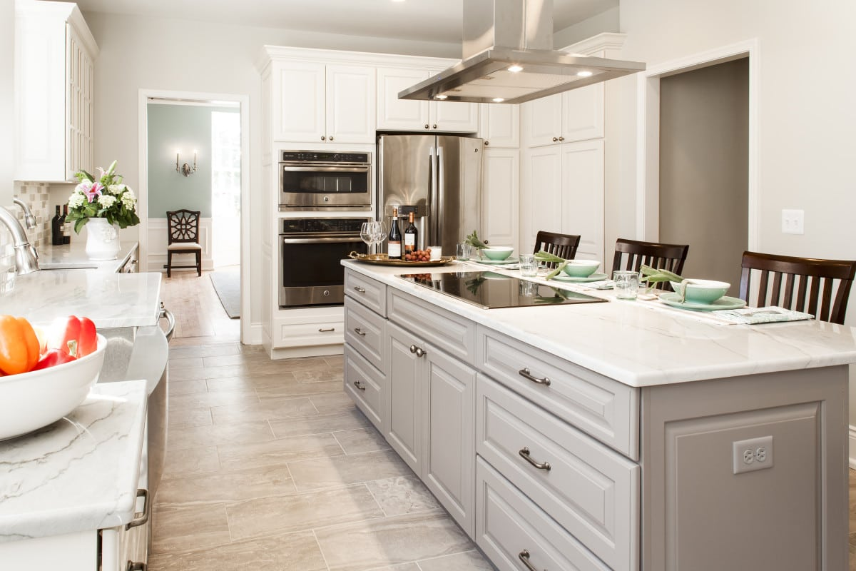 guilford kitchen remodel baltimore kitchen remodeling Koch VERSION 4 Classic Series Seneca Doorstyle Cabinets
