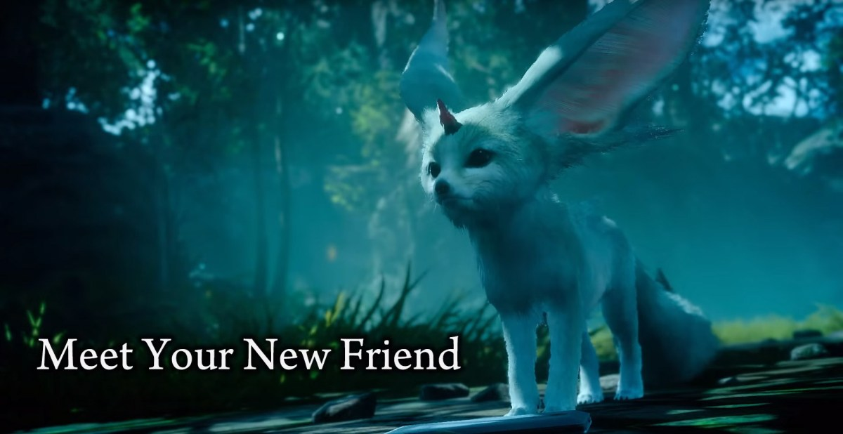 Carbuncle from Final Fantasy XV - Platinum Demo