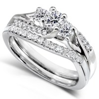 diamond wedding ring sets for women | Wedding Ideas and ...