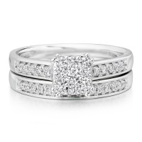 The Diamond Wedding Ring Sets | Wedding Ideas and Wedding ...