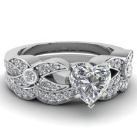 cheap diamond wedding ring sets | Wedding Ideas and ...