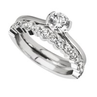 matching wedding rings sets