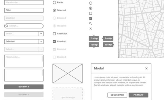 All about Website Wireframe Kit - owt-india