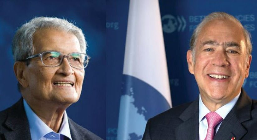Cambridge Society of Thailand event: Asia's second Amartya Sen Lecture – 24th Aug, 2017