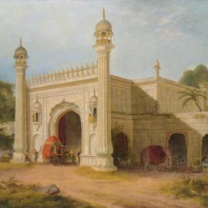 thomas-and-william-daniell-in-india