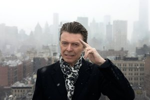 Bowie Turns To Face The Strange
