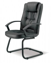 Falcon High Back Chair. - Oxford Office Furniture