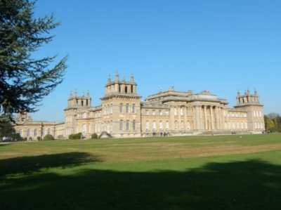 Blenheim Palace - a palace for all seasons - Oxfordshire Bloggers
