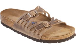 Birkenstock - Granada Soft Footbed Tobacco Oiled Leather