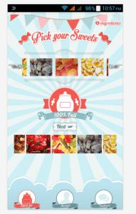 Screenshot from Sweet Jar on Google Play