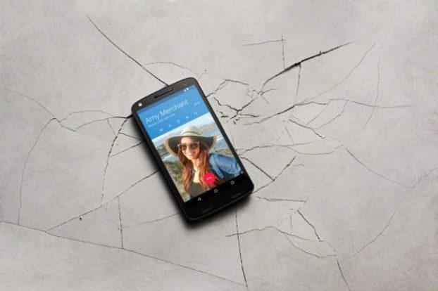 Moto X Force Shatterproof Display