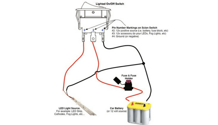 installing can light wiring