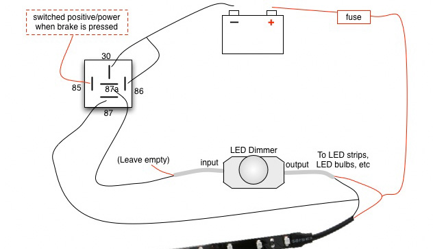 Led Taillights Wire Diagram Download Wiring Diagram