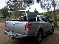 Ozrax: Australia Wide Ute Gear. Ute Accessories, Ladder ...