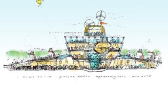 Tim Smit's Educational and Ambitious 'Ark' Eden Project