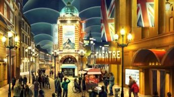 Movie Inspired Theme Parks Will be Popping Up World Wide!