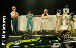 F1-Miniatures