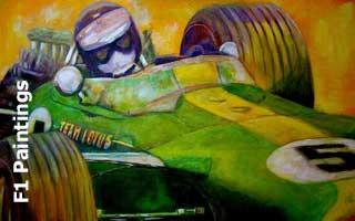 Motorsport-Art