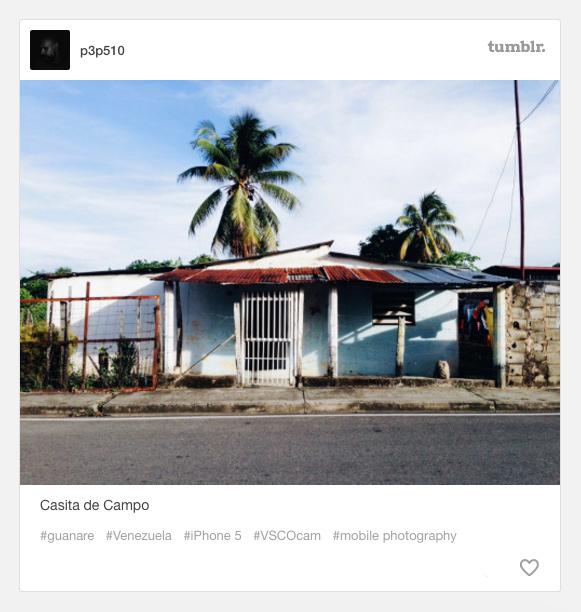 Casita de Campo – Tumblr