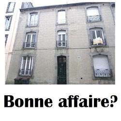 Appartement Brest locatif à la une