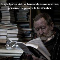 Savoir lire connaissances pouvoir