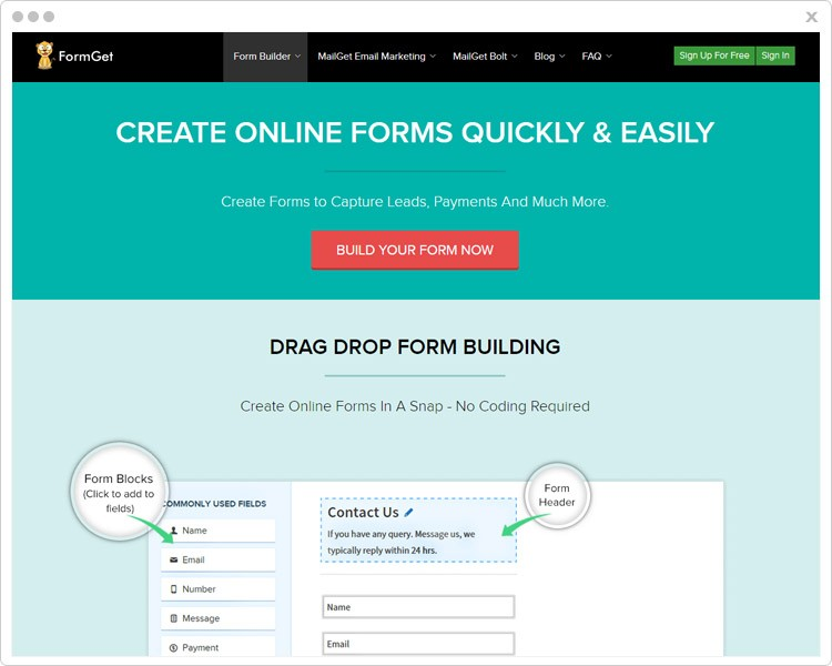 5 Best Payment Request Forms Easy Form Builder Software  Tools